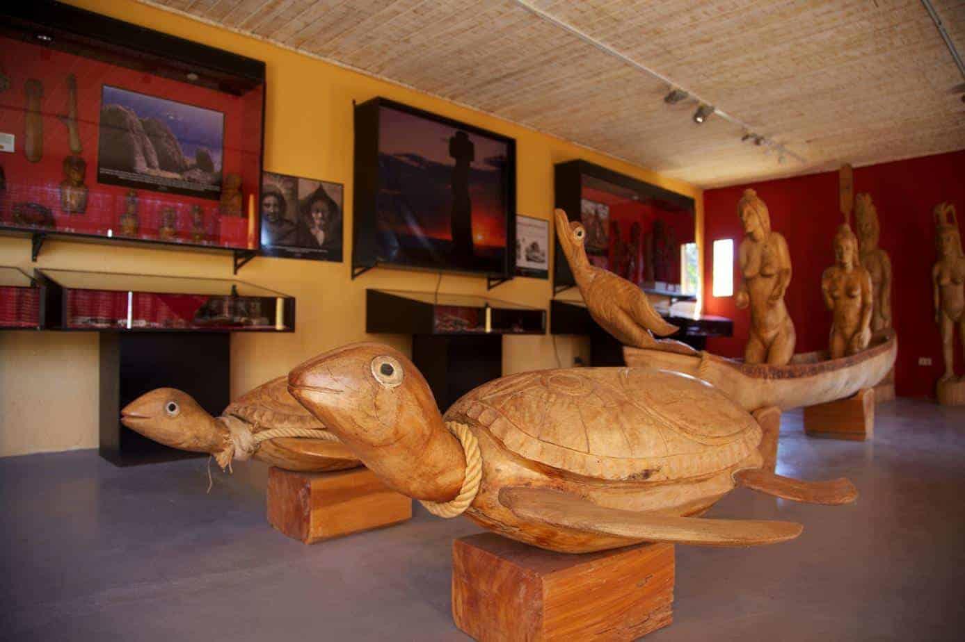 Rapa Nui Viña Santa Cruz