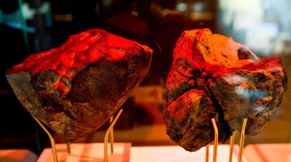 Museo Meteoritos