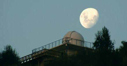 Observatorio Cerro Chamán